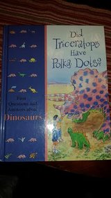 Did Triceratops Have Polka Dots Book in Clarksville, Tennessee