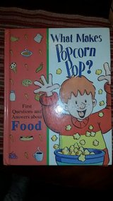 What Makes Popcorn Pop Book in Fort Campbell, Kentucky