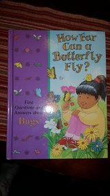 How Far Can a Butterfly Fly Book in Clarksville, Tennessee