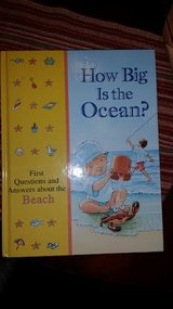 How Big Is the Ocean Book in Fort Campbell, Kentucky