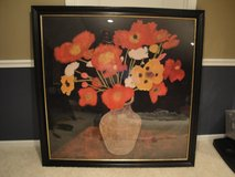 Poppy Print custom from Zgallerie in Naperville, Illinois
