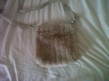 fake fur bag in Lakenheath, UK