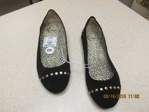 "Trendy Back To School Shoes - Perfect For ""Teens"" - Size 8W - Leopard Inside Lining in Kingwood, Texas"