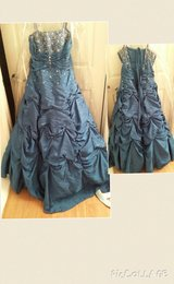 Gorgeous ball gown in Temecula, California