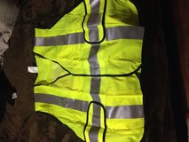 Brand new reflective vest in Fort Polk, Louisiana