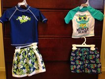 Baby/pre-toddler boy's swim clothes in Belleville, Illinois