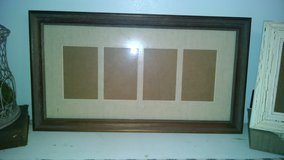 Matted picture frame in Byron, Georgia