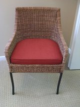 Side chair with cushion in Naperville, Illinois