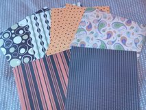 Scrapbooking paper lot 2 in Naperville, Illinois