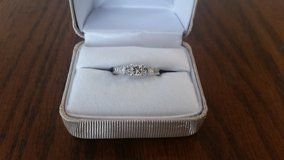 Engagement Ring and Wedding Bands in bookoo, US