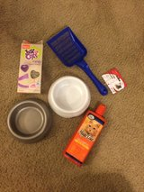 Items for cats in Fort Bliss, Texas
