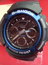 Casio G Shock AW 591 The G Tough Watch for Men 200M Water Resist in Okinawa, Japan