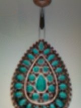blue stoned belly ring in Camp Lejeune, North Carolina