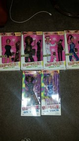 6 Spice Girl Barbie Dolls in Travis AFB, California