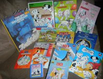 101 102 Disney Dalmatians Books Book Lot in Houston, Texas