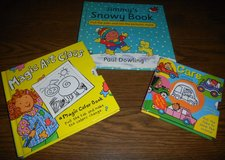 3 Hardcover Books Magic Color / Pull The Tab Book Lot in Houston, Texas