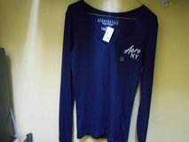 Women Aeropostale Long Sleeve thermal Henley Top - XL in Spring, Texas