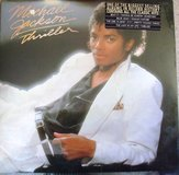 Michael Jackson Thriller Album Vinyl LP Unopened-MINT in Joliet, Illinois