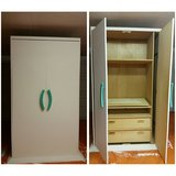 large wardrobe/cabinet in Conroe, Texas