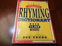 Rhyming Dictionary in Houston, Texas