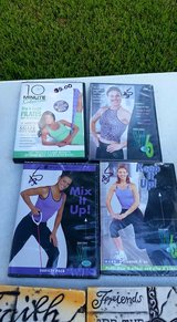 Workout DVDs in Houston, Texas