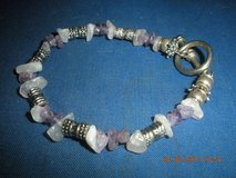 Amethyst and Rose Quartz Bracelet in Barstow, California