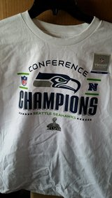 SEAHAWKS 2013 CONFERENCE CHAMPIONS Youth T-Shirts (3 sizes) ** NEW ** in Tacoma, Washington