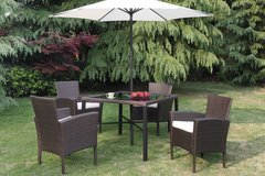 6PC PATIO SET FREE DELIVERY in Huntington Beach, California
