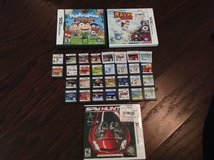 DS & 3DS games (lot of 18) in Byron, Georgia