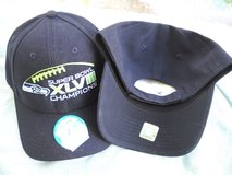 *** SEATTLE SEAHAWKS XLVIII Championship Hat - New Era - (New) *** in Fort Lewis, Washington
