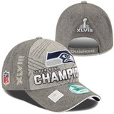 *** SEATTLE SEAHAWKS Super Bowl XLVIII New Era Adjustable Hat *** NEW *** in Fort Lewis, Washington