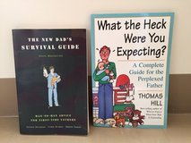 Fun books for new father/ parenting guides in Okinawa, Japan