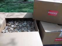 2 Large Heavy Duty  Boxes/Packing Material in Bolingbrook, Illinois