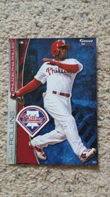 Jimmy Rollins Fathead in Camp Lejeune, North Carolina