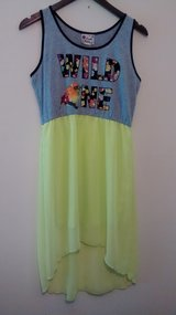 NWT Girls Little Pretties Sleeveless High/Low Dress XL in Huntsville, Alabama