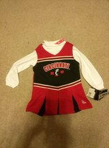 24M cheer leader outfit in Beaufort, South Carolina
