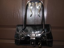 Women Giani Bernini Black Shoulder Purse in The Woodlands, Texas