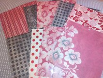 Scrapbooking paper lot 10 in Naperville, Illinois