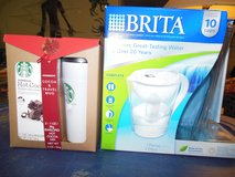 Brita Water pitcher filtered in Algonquin, Illinois