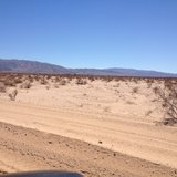 18 acres shellton & two mile corner lot  with cabin in 29 Palms, California