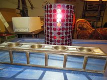 "Candle Holder""s From Pier one for tea light's in Algonquin, Illinois"