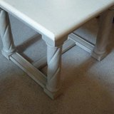 Chaby Chic Endtables - Solid Wood in Kingwood, Texas