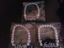 2pc braclet love set in Salina, Kansas