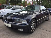 BMW 320i Convertable in Ramstein, Germany