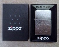 Zippo Lighters (Street chrome) in Chicago, Illinois