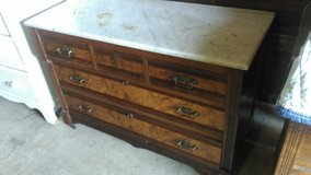 marble top chest in Camp Lejeune, North Carolina