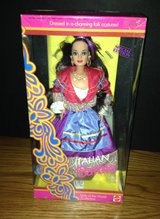 Barbie 2256 Dolls of the World Italian Special Edition 1993 sealed NRFB Doll in Glendale Heights, Illinois