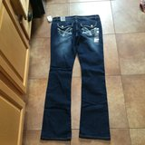 Brand New Jeans size 9/10 long in Naperville, Illinois