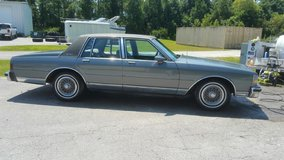 1989 Caprice 4 door in Jacksonville, Florida