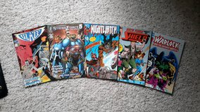 5 Comics Lot in Camp Lejeune, North Carolina